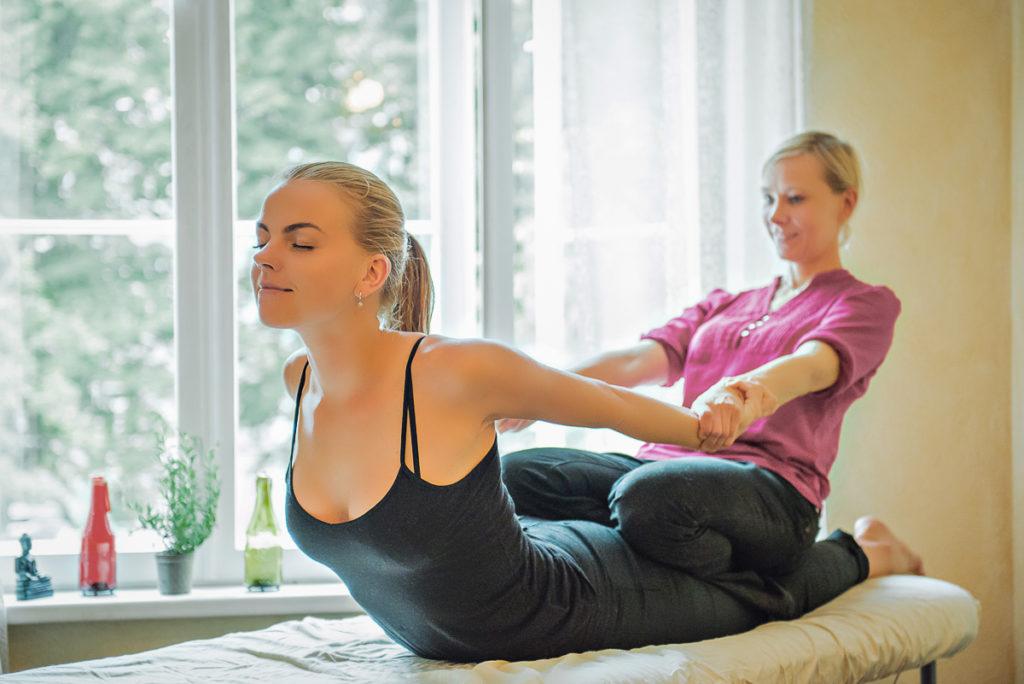 Foto: tai massaaž Tallinnas Massaaži Ekspressi salongis